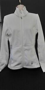 Spyder Women's Jewel Sweater, White, Small���