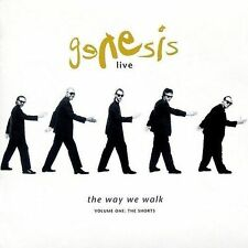 Genesis - Live The Way We Walk Volume One: The Shorts GEN CD 4