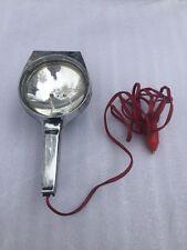 Vintage SAFCO 12V Handheld Spotlight Ford Dodge Chevrolet GM Automobilia Rat Rod
