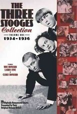 The Three Stooges Collection - Volume 1 1934-1936 DVD 2 Disc
