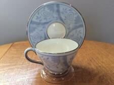 Wedgwood Winter Morn bone china cup and saucer S221