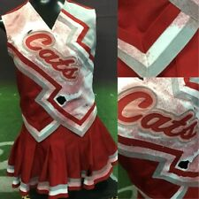 Real Cheerleading Zombie Outfit Adult M Cats