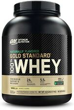 Optimum Nutrition ON Gold Standard 100% Whey Protein Powder 5LB NATURAL FLAVORED