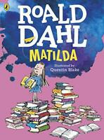 Matilda (Colour Edition) by Dahl, Roald | Paperback Book | 9780141369365 | NEW