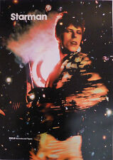 David Bowie Starman poster - Very nice RCA records & tapes A3 size promo