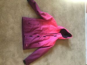Under Armour Snow Jacket- Pink and Purple Size Women's Large, Great Condition