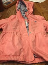 Jacket For Baby Girl, Size 12 Months, Carters Brand, Pink