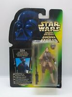 Kenner Star Wars Leia with Blaster Rifle & Bounty Hunter Helmet - Sealed