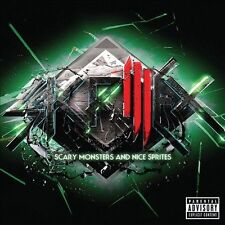 Scary Monsters & Nice Sprites [EP] [PA] by Skrillex (CD, Nov-2012, Big Beat Reco