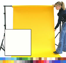 POLAR WHITE Creativity Photographic Background Paper 1.35 x 11m Roll - 101228