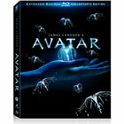 Avatar (Three-Disc Extended Collector's Edition + BD-Live) Blu Ray