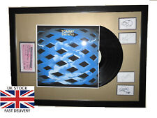 """The Who 'Tommy' Framed 12"""" VINYL LP✅Tickets & Band Autographs MEMORABILIA  ✅"""