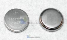 Panasonic Akku Knopfzelle CTL920 F / CTL 920 für Solar Uhren