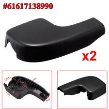 Front Wiper Arm Nut Covers Caps For BMW 3 Series E90 E91 E92 E93 OEM 61617138990