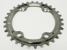 New! Shimano SM-CRM91 1x11 Speed Mountain Bike Chainring 34 Tooth (Black)
