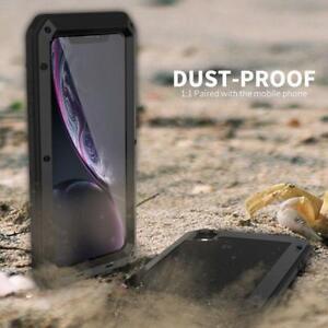 iPhone XR Hülle Case stoßfest Cover touch 360° Wasserdicht Outdoor Schutzhüllen