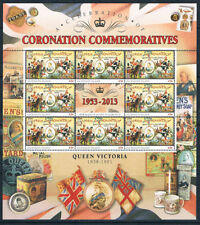 Royalty British Protectorate Stamps