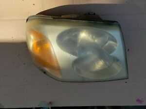 Headlamp Assembly GMC ENVOY Right 02 03 04 05 06 07 08 09 Passenger Light OEM