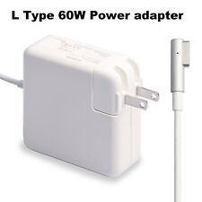 60W Power Adapter for MagSafe 1 Macbook A1278 A1344 A1181 A1184 Charger L Type