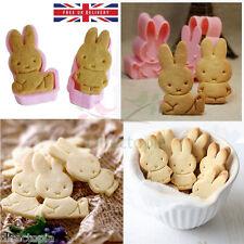 Bunny Rabbit fondente biscotti biscotto dolce Cutter Carino stampo fai da te Cartone Animato Divertente