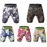 Men Compression Sports Short Pants Athletic Running Fitness Adult Male Shorts