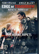 cofanetto+DVD NUOVO SIGILLATO edge if tomorrow Senza domani Tom Cruise