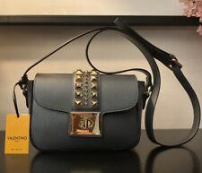 MARIO VALENTINO Yasmine Palmellato Leather Crossbody Bag