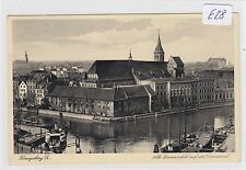 1663, Königsberg Alte Universität auf der Dominsel schöne Fotokarte gel. 1939!