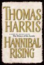 HANNIBAL RISING THOMAS HARRIS HARDCOVER Dust Jacket