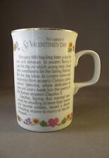 The Legend Of Saint Valentine's Day Mug-Cup By Papél Porcelain Japan