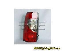TYC Left Side Tail Light Lamp Assembly for Nissan Xterra 2000-2001