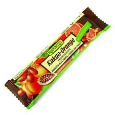 KS (3,50/100g) 6x  Rapunzel Fruchtschnitte Kakao Orange bio 40 g