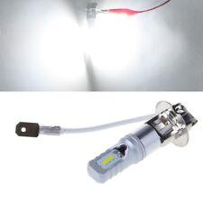 1pc Super Bright H3 LED Car Fog Lamp 80w bulb DC12V-24V 6000K White