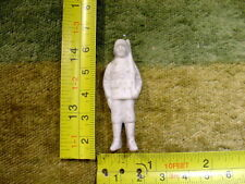 excavated vintage unpainted soldier doll winterhilfswerk WHW age 1940 11148