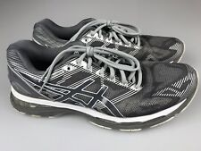 Asics Gel Nimbus 19 Running Shoes Men's Size US 13 M (D) EU 48 Silver T700N