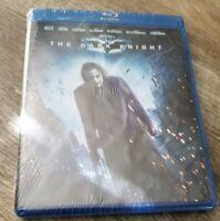 The Dark Knight (Blu-ray Disc, 2010, Still In Wrapper)