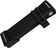 Trelock FS 200 100 Two Go L Faltschloss 100 cm mit Halter Fahrradschloss schwarz