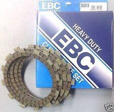 EBC Juego Embrague De Lámina CK3318 Sachs XTC 125 4T 2006 15 PS