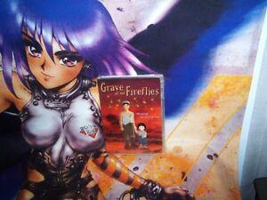 Grave of the Fireflies - BRAND NEW - Anime DVD - U.S Manga 1998 - Overstock item