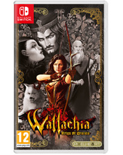 Wallachia: Reign of Dracula Switch Just Limited Neuf sous blister
