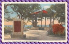 Foutain and band stand, The battery, Charleston,S.C
