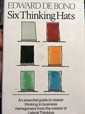 Six Thinking Hats by De Bono, Edward 0670813141 The Fast Free Shipping