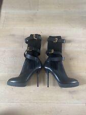 **Gucci** Leather Socks Boots 37 EU