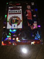 2019-20 CHRONICLE CONTENDERS ROOKIE TICKET CRACKED ICE ANDREA PINAMONTE 1/23