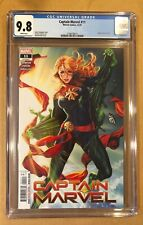 CAPTAIN MARVEL # 11 CGC 9.8. (12/19).