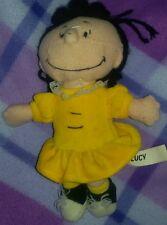 YEAR 1952!, 1966! LUCY SNOOPY PLUSH - Peluche Figure Trudi Disney Mattel Melon