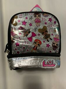 LOL Surprise Lunchbag 8x8x5in