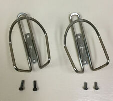 SPECIALIZED WATER BOTTLE CAGES (2) 100 GRAMS FOR SET