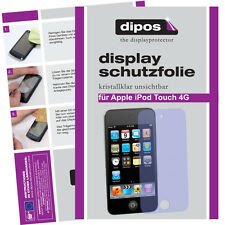 2x Apple iPod Touch 4G Film de protection d'écran protecteur cristal clair