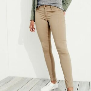 Hollister Khaki Pants size 3  See Description School Uniform